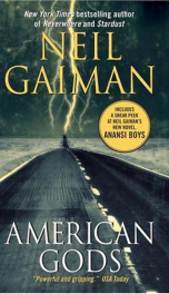 American Gods _cover