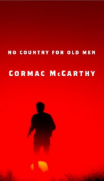 No country for old men _cover