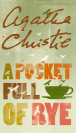 A Pocket Full of Rye _cover