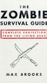 Zombie Survival Guide _cover