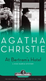 At Bertram's Hotel   _cover