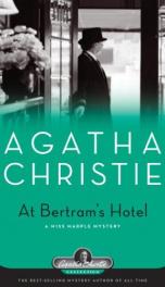 At Bertram's Hotel   _cover