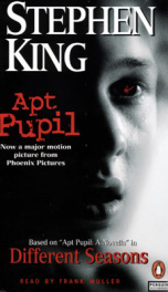 Apt Pupil _cover