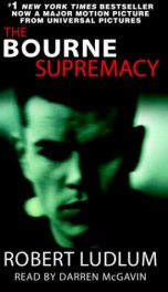 The Bourne Supremacy_cover