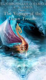 The Voyage of the Dawn Treade _cover
