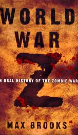 World War Z_cover