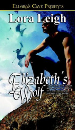 Elizabeth's wolf   _cover