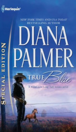 True Blue _cover