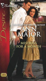 Mistress for a Month_cover