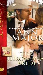 Ann Major The Throw_cover