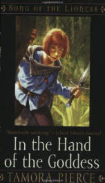 In the Hand of the Goddess _cover