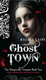 Ghost Town (The Morganville Vampires 9)_cover
