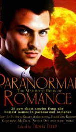 Anthology - The Mammoth Book of Paranormal Romance_cover