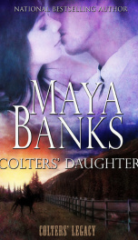 Colters' Daughter _cover