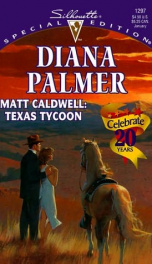 Matt Caldwell: Texas Tycoon_cover