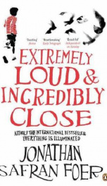 Extremely Loud & Incredibly Close _cover