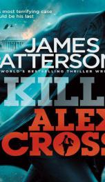 Kill Alex Cross _cover