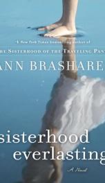 Sisterhood Everlasting  _cover