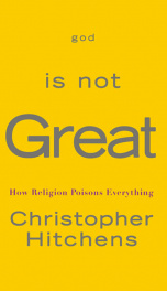God Is Not Great  _cover