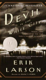 The Devil in the White City _cover