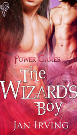 The Wizard's Boy_cover