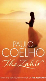 The Zahir  _cover