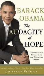 The Audacity of Hope _cover