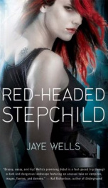 Red-headed Stepchild_cover