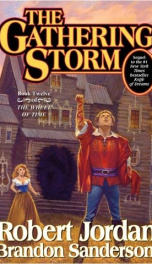 The Gathering Storm _cover