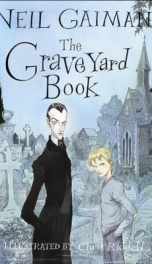 The Graveyard Book _cover