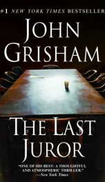 The Last Juror   _cover