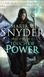 Touch of Power_cover