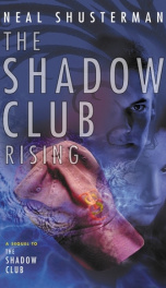 The Shadow Club Rising _cover