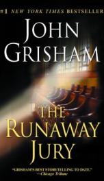 Runaway Jury  _cover