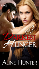 Darkest Hunger _cover