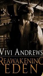 Reawakening Eden _cover
