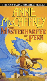 The Masterharper of Pern _cover