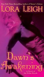 Dawn's Awakening  _cover