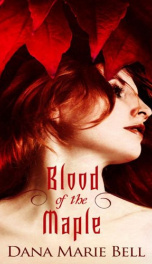 Blood of the Maple  _cover