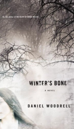 Winter's bone  _cover