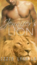 Jennifer's Lion _cover