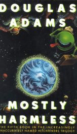 Mostly Harmless  _cover