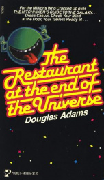 The Restaurant at the End of Universe_cover