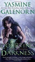 Courting Darkness  _cover