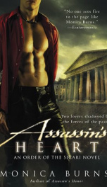 Assassin's Heart  _cover