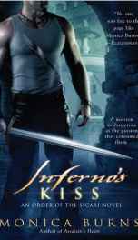 Inferno's Kiss _cover