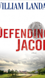 Defending Jacob  _cover