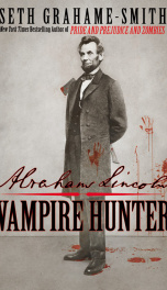 Abraham Lincoln Vampire Hunter_cover