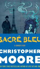 Sacre Bleu   _cover