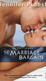 The Marriage Bargain  _cover